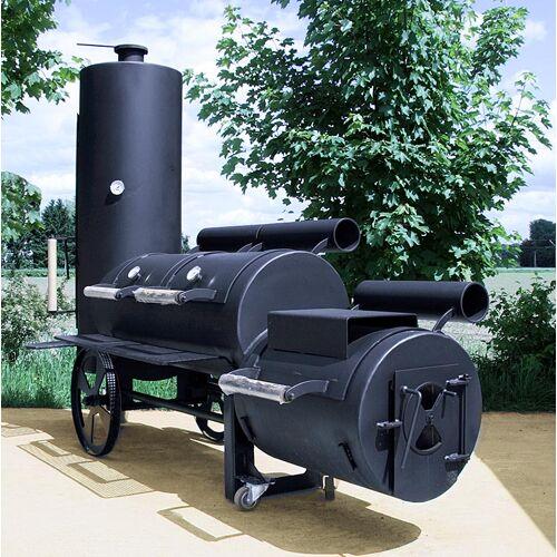 BOS FOOD Barbecue (BBQ) Grill (Smoker) 24 Chuckwagon, 1 St