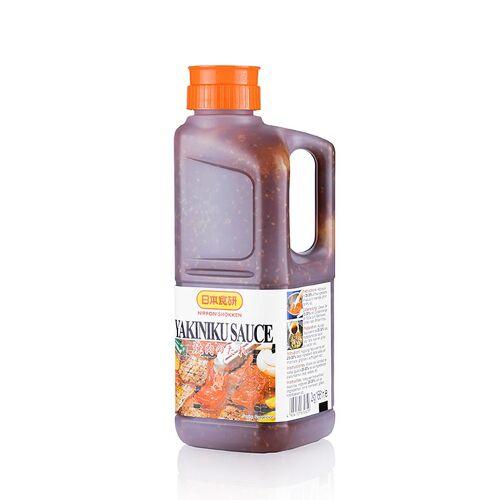 Yakiniku Sauce, als Barbecue Dip & Marinade, 1,66 l