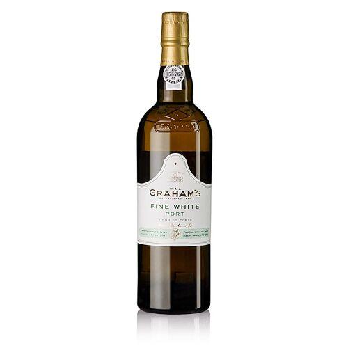 Graham´s - Fine White Portwein, 19% vol., 750 ml