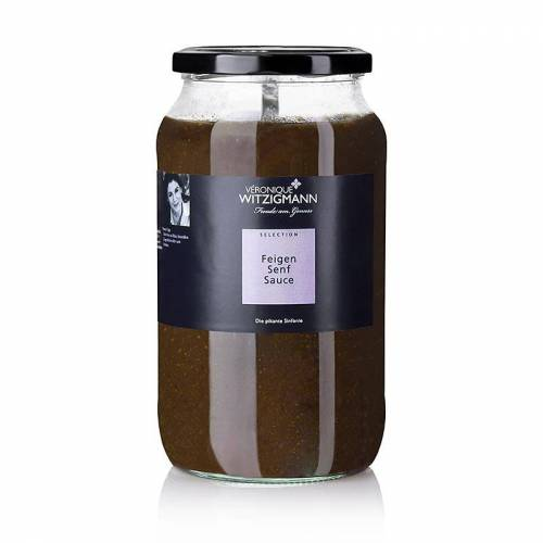 Feigen-Senf Sauce, 900 ml