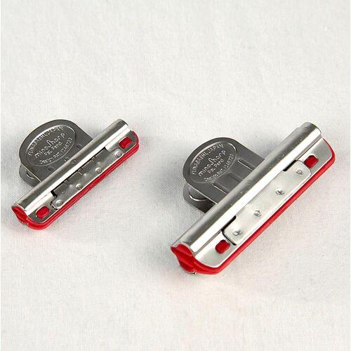 Mino Sharp Schleifhilfe Set, mit Klemme, für kleine und große Messer, 2 tlg.