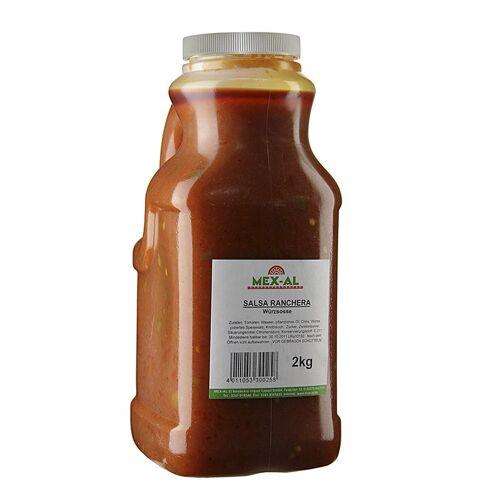 Salsa Ranchera Roja, rote Würzsauce, 2 kg