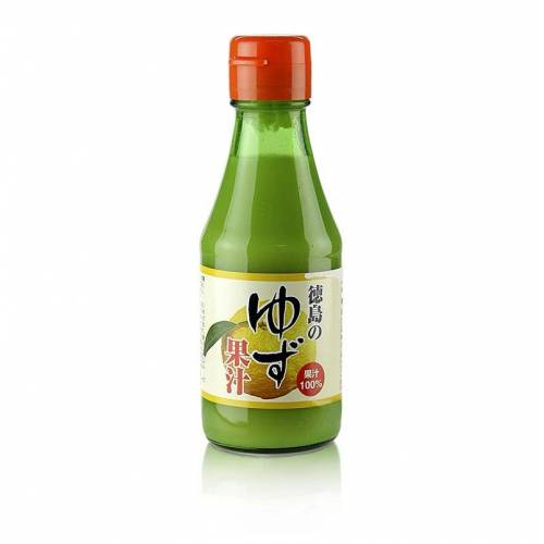 Yuzu Saft Kayo, 100% Yuzu-Zitrusfruchtsaft, 150 ml