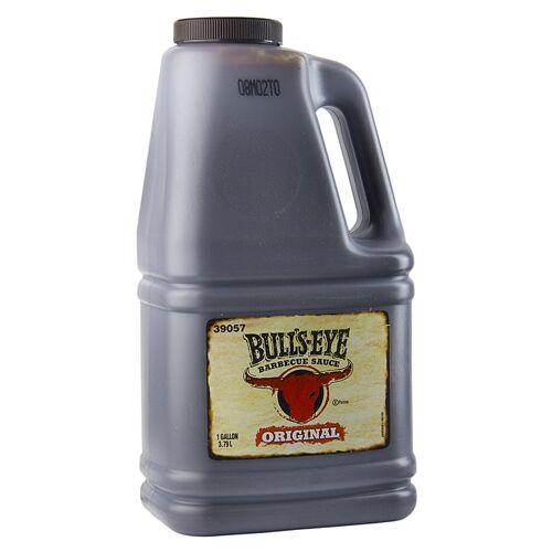 Bull´s Eye BBQ Sauce Original Style, leicht rauchig, 3,79 l