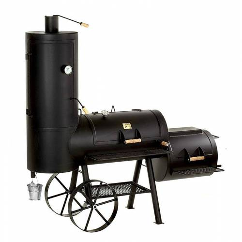 Joe´s Barbecue (BBQ) Grill (Smoker) Chuckwagon 20 Catering, 1 St