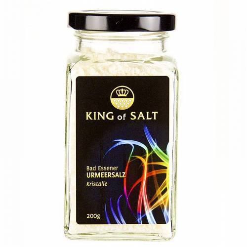 King of Salt - Bad Essener Urmeersalz, grob, 200 g