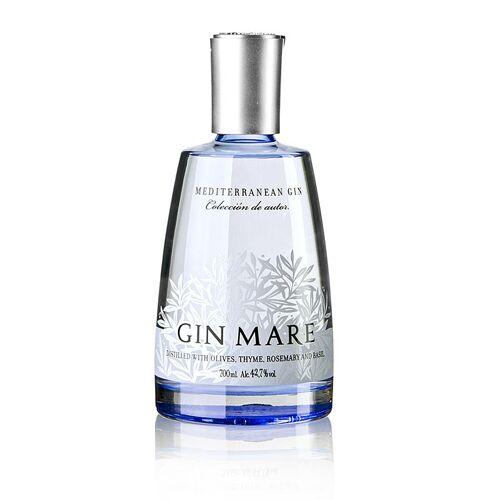 Gin Mare, 42,7% vol., Spanien, 700 ml