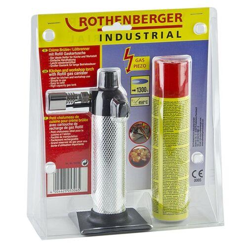 Gas Brenner mini, für Feuerzeuggas, inklusive Kartusche, 1 St