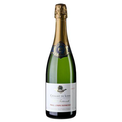 Paul Louis Dermond Cremant de Loire, brut, weiß, Sekt Loire, 12,5% vol., 750 ml
