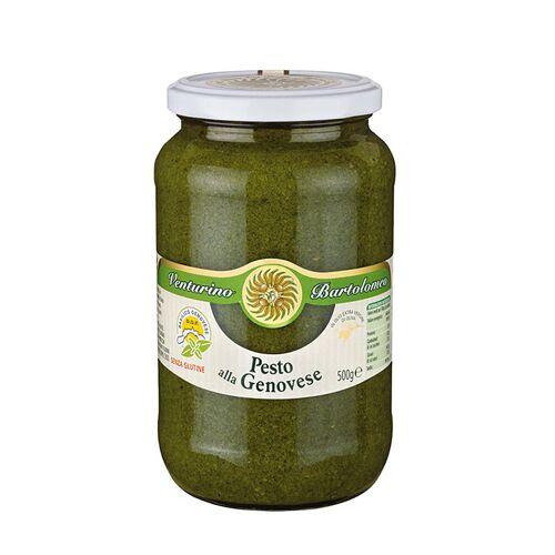 Pesto alla Genovese, Basilikum-Sauce, Venturino, 500 g