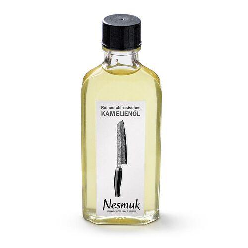 Nesmuk Pflegeöl für Nesmuk Messer, chinesisches Kamelienöl, 100 ml
