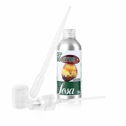 Aroma Steinpilz, flüssig, 50 g