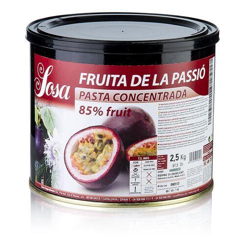 Paste - Passionsfrucht, 2,5 kg