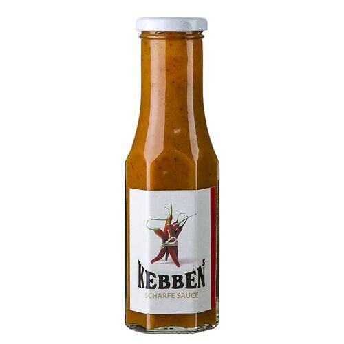 Kebben´s scharfe Sauce (Grill Sauce), 250 ml