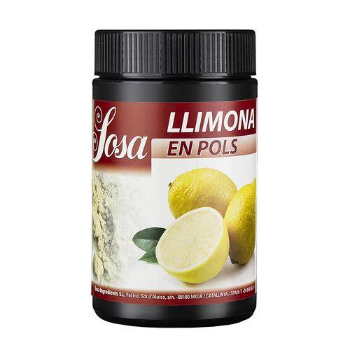 Pulver - Zitrone, gefriergetrocknet, aus Zitronensaftkonzentrat, 600 g