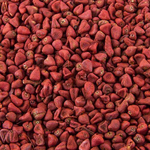 Annatto-Samen, vom Orleanstrauch, 1 kg