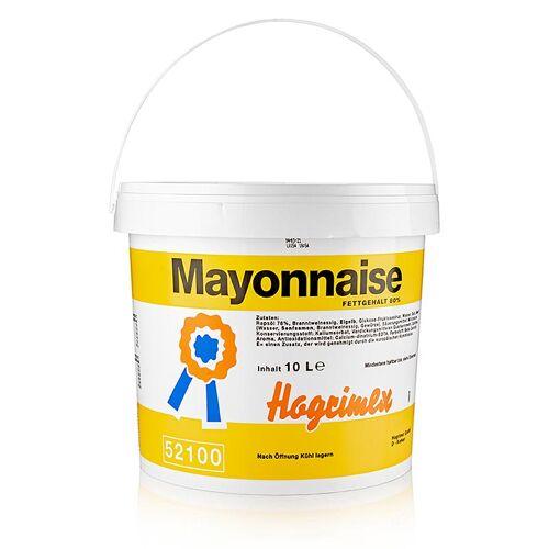 Mayonnaise 80%, 10kg Hogrimex, 10 l