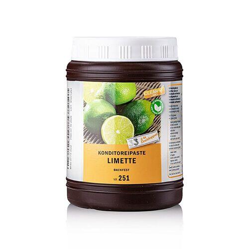 Limetten-Paste, Dreidoppel, No.215, 1 kg