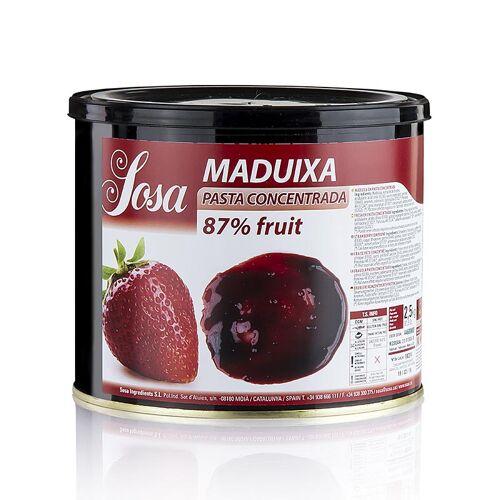 Paste - Erdbeere, 2,5 kg