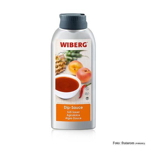 WIBERG Dip-Sauce Süß-Sauer, fruchtige Aprikose mit Chilinote, 695 ml