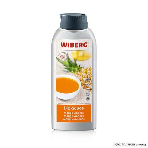 WIBERG Dip-Sauce Mango Ananas, mit Curry und Ingwer, 700 ml