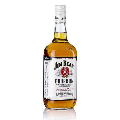 Bourbon Whisky Jim Beam, 40% vol., USA, 1 l