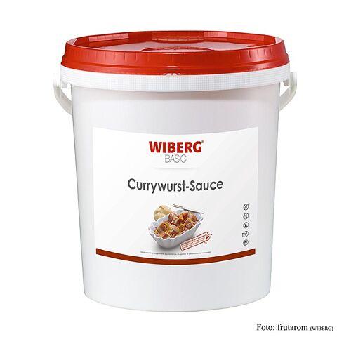Currywurst Sauce, ohne Konservierungsstoffe, 6 kg