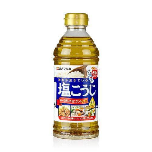 Shio Koji - flüssiges Koji Salz, 500 ml