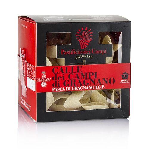 Pastificio dei Campi - No.54 Calle, unförmige Ringnudel, Pasta di Gragnano IGP, 500 g