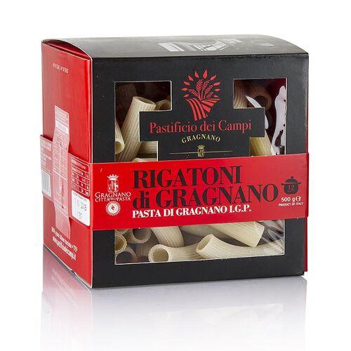Pastificio dei Campi - No.28 Rigatoni, Pasta di Gragnano IGP, 500 g
