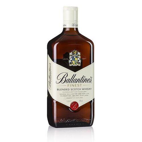 Blended Whisky Ballantines, 40% vol., Schottland, 1 l