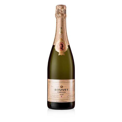 Bouvet Trésor Rose, brut, Sekt Loire, 12,5% vol., 92 FF, 750 ml