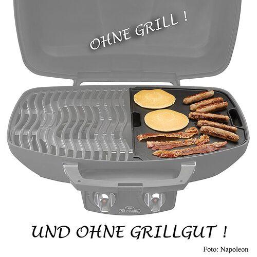 Grillzubehör - Gusseisenplatte, für den Grill 285, 1 St