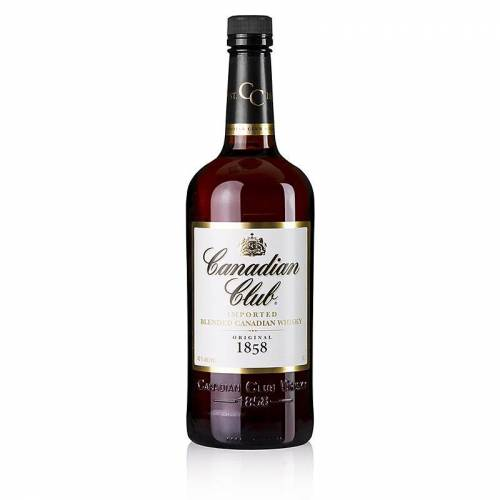 Blended Whisky Canadian Club, 40% vol., Kanada, 1 l