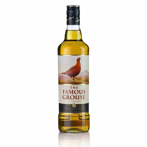 Blended Whisky Famous Grouse, 40% vol., Schottland, 700 ml