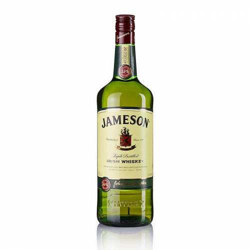Blended Whisky Jameson, 40% vol., Irland, 1 l