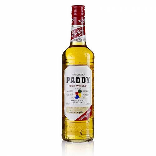 Blended Whisky Paddy, 40% vol., Irland, 700 ml