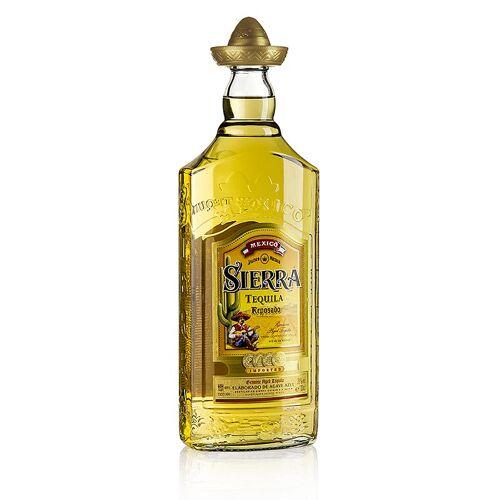 Sierra Tequila Reposado, golden, 38 % vol., 1 l