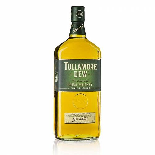 Blended Whisky Tullamore Dew, 40% vol., Irland, 700 ml