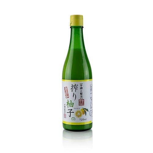 Yuzu Saft, frisch, 100% Yuzu, Japan, 720 ml
