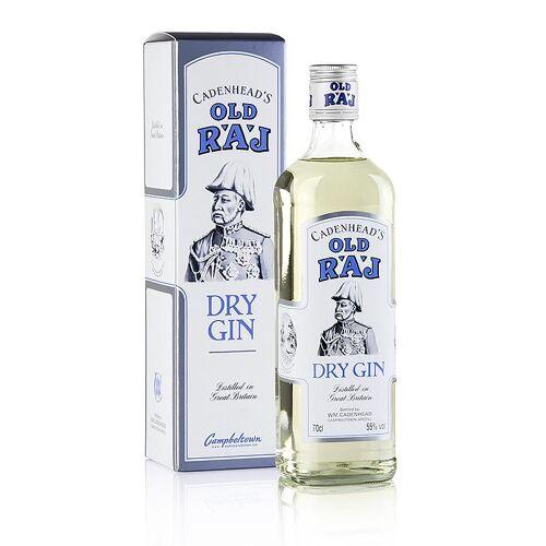 Cadenhead Old Raj Gin, mit Safran, 55% vol., 700 ml