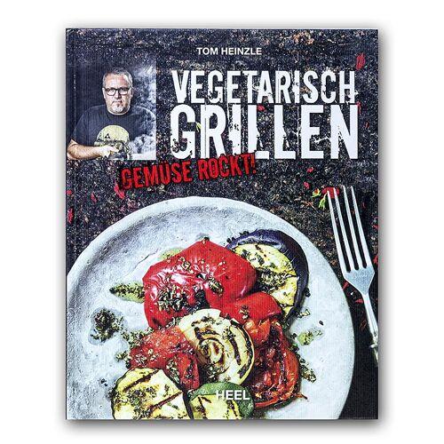 Vegetarisch Grillen, von Tom Heinzle, 202 Seiten, 1 St
