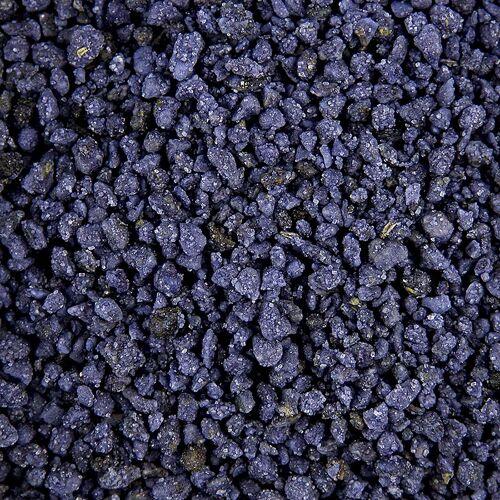 Echte Veilchen-Blütenblätter Stückchen, lila, kristallisiert, essbar, 1 kg