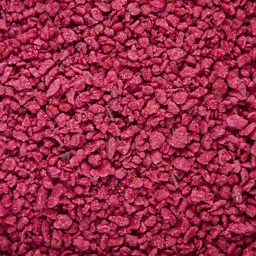Echte Rosen-Blütenblätter Stückchen, rot, kristallisiert, essbar, 1 kg