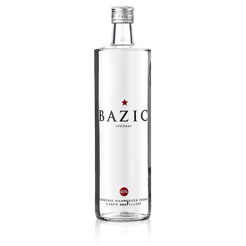 Vodka Bazic, 40% vol., 1 l