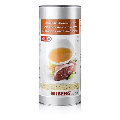Fleisch-Bouillon mit Ursalz, ohne sichtbare Bestandteile, 1,2 kg