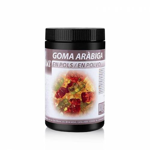Goma Arabica (Gummi arabicum), 500 g