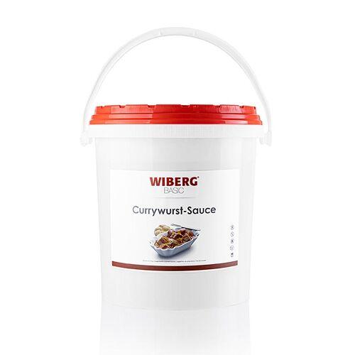 WIBERG Currywurst-Sauce, 6 kg