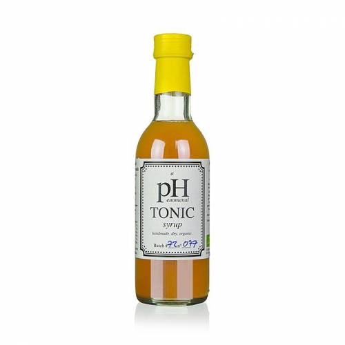 pHenomenal Tonic Syrup (Sirup), vegan, BIO, 250 ml