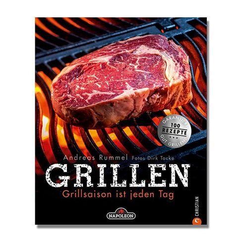 Grillen - Grillsaison ist jeden Tag, Andreas Rummel, Napoleon, 1 St